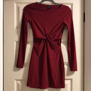 Top shop  body-con dress